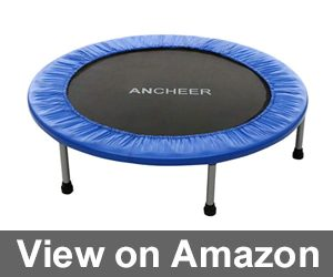 ANCHEER Max Load 220lbs Rebounder Trampoline Review