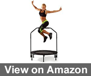 Marcy Trampoline Cardio Trainer with Handle ASG-40 Review