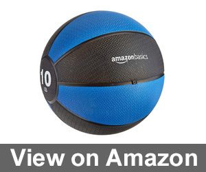 AmazonBasics Medicine Ball Review