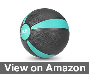 JBM Medicine Ball Slam Ball Review
