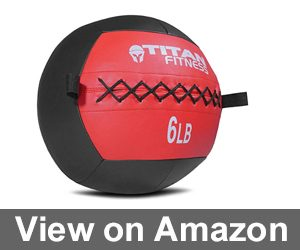 Titan Soft Wall Ball Medicine Review