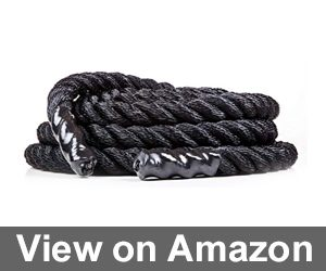 USA MADE BLACK Poly Dac Training Ropes Review