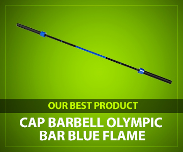 CAP Barbell Olympic Bar Review