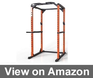 Merax Athletics Olympic Squat Cage review