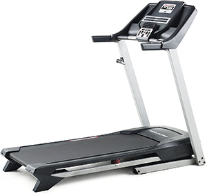 ProForm ZT4 Folding Home Gym Workout Fitness Treadmill