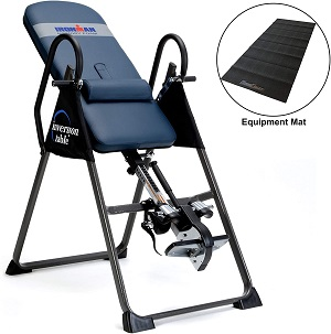 Inversion Table by Ironman review