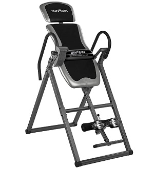 Inversion table by Innova review